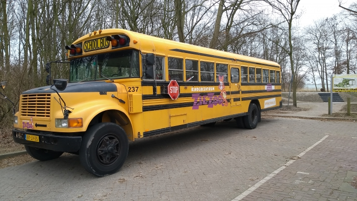 Schoolbus Chauffeur