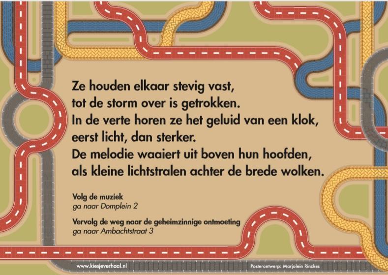 Geef je op als ambassadeur voor Kies je Verhaal Delft!